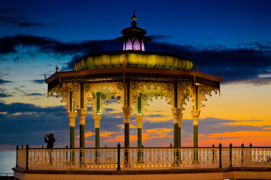 churchill brighton bandstand