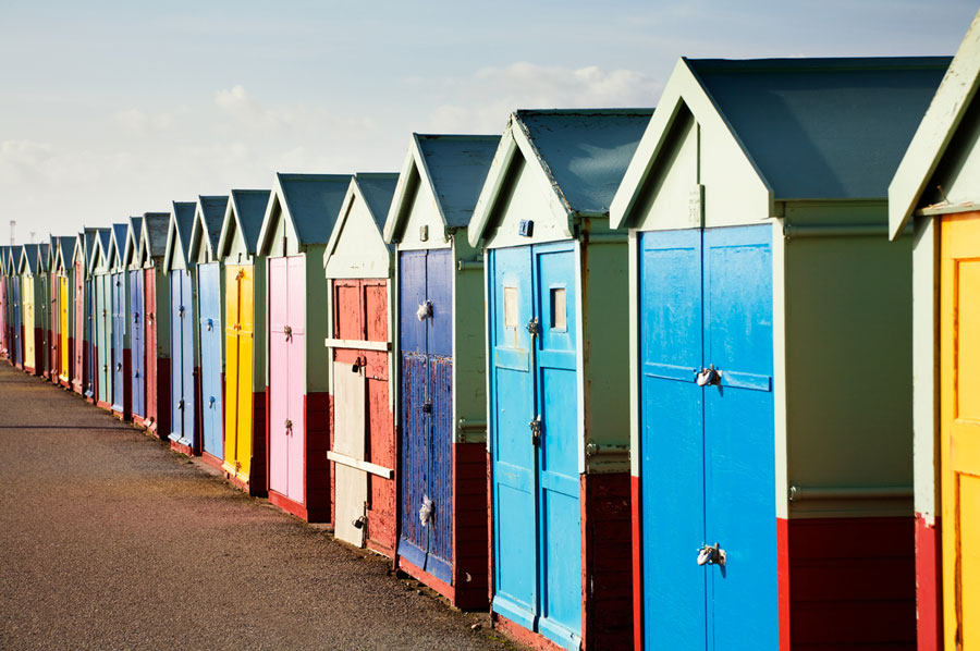 churchill brighton beach huts